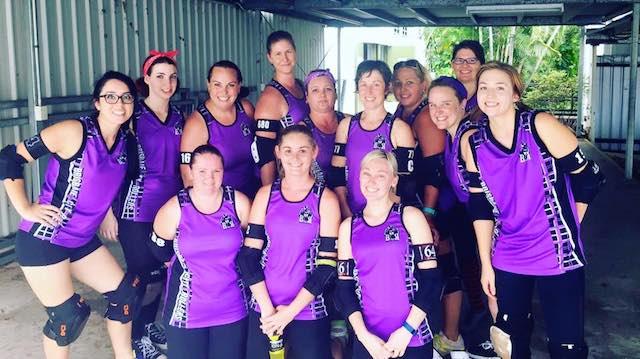 violet femmes team photo